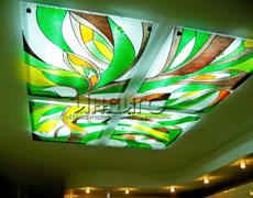 نمونه کارهای سقفی